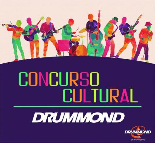 Concurso Cultural Drummond: agora é só pra curtir