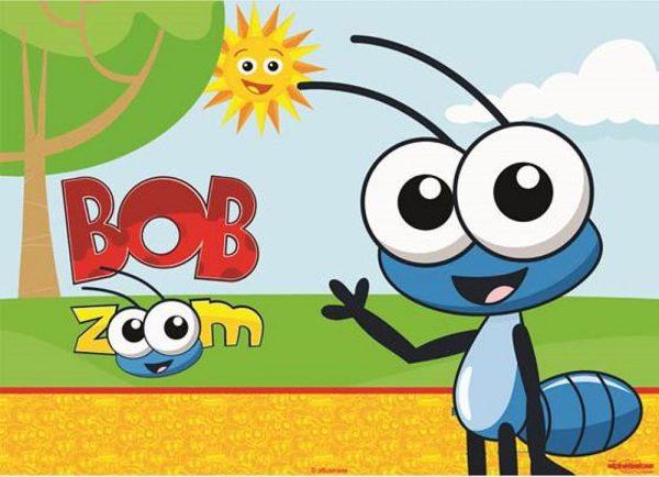 Amanhã tem show da formiguinha Bob Zoom no Shopping Metrô Tatuapé