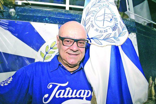 Acadêmicos do Tatuapé : quem é Eduardo dos Santos?