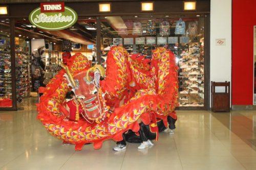 Feliz Ano-Novo Chinês: comemoração ocorreu no  Shopping Metrô Tatuapé