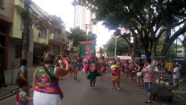 Carnaval no Tatuapé