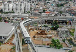 Monotrilho Linha 15-Prata: rumo à Cidade Tiradentes