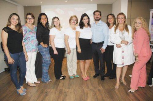 Caldeira Imobiliária:  homenagem às mulheres foi  com um dia dedicado só pra elas