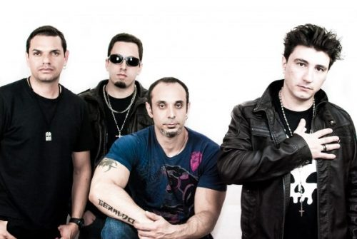 Capital Inicial Cover no Shopping Boulevard Tatuapé, nesta sexta