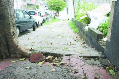 Zeladoria: problemas vão de buracos a terreno tomado por entulho