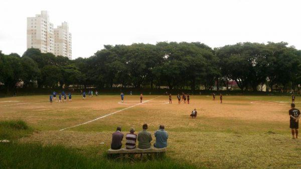 TATUAPÉ – Futebol amador resiste