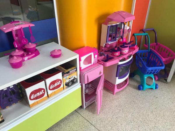 Hospital Santa Marcelina ganha  a revitalização da brinquedoteca