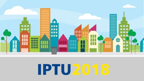 Prefeitura reenvia boletos de IPTU com vencimento entre os dias 1 e 9