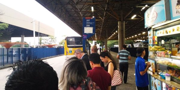 PQ. SÃO JORGE – Moradores ganham linha de ônibus