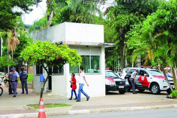 Silvio Romero – Base da PM será demolida
