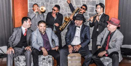 Tritono Blues se apresenta  no Teatro Artur Azevedo