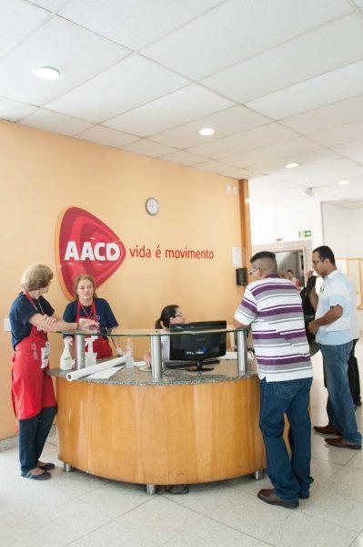 AACD disse que atendimentos estão mantidos no Ibirapuera
