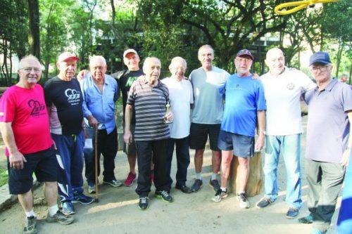 Parque do Piqueri: grupo faz homenagem a integrante