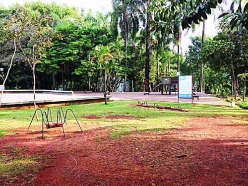 Mooca – Parque oferece diversão e piqueniques