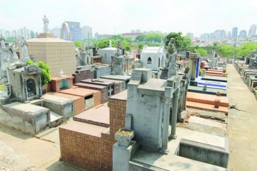 Quarta Parada – Furtos não param em cemitério