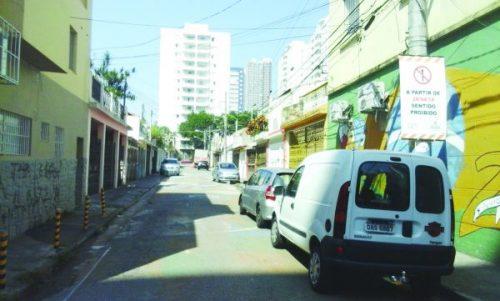 Rua Cacaueira agora tem mão única de direção