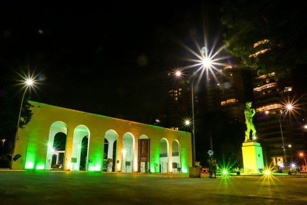 Ceret: atrações ambientais e muito verde e amarelo