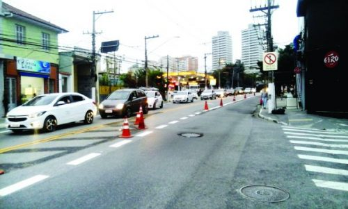 Celso Garcia: mudança no trânsito é gradual