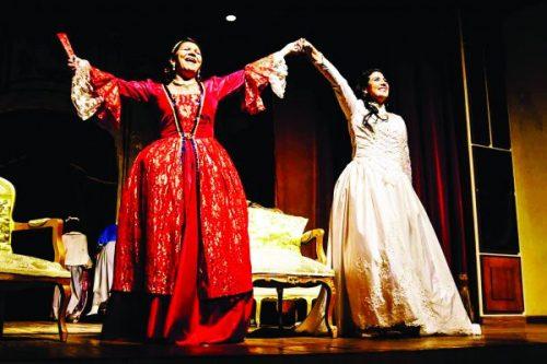 Peça Espírita no Teatro Eva Wilma