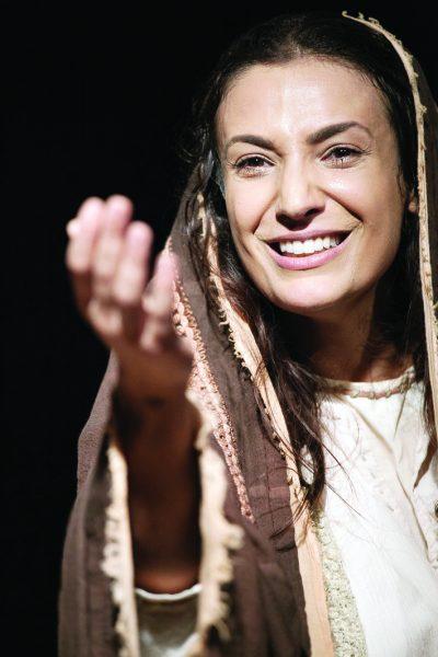 Maria, no Eva Wilma