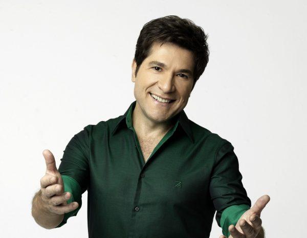 Daniel se apresenta domingo em Itaquera
