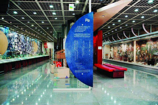 Museu do Japão se moderniza e expõe obras