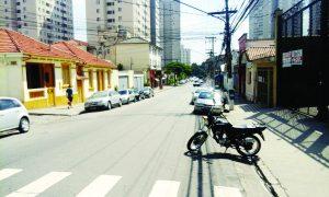 Parque São Jorge – Furtos assustam moradores