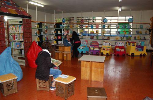 Biblioteca do Tatuapé ganha reforma