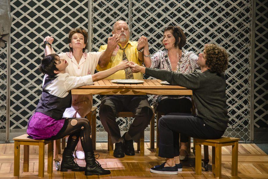 A Porta da Frente – no Teatro Artur Azevedo
