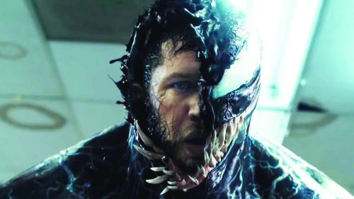 Venom estreia nos cinemas