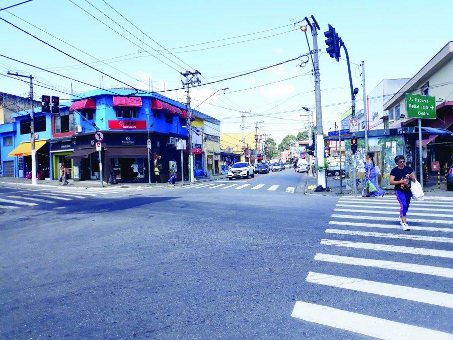 Enchentes – Obras param em Itaquera