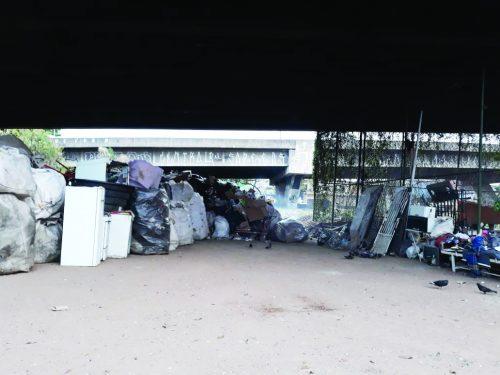 Jacu-Pêssego – Área pública é abandonada