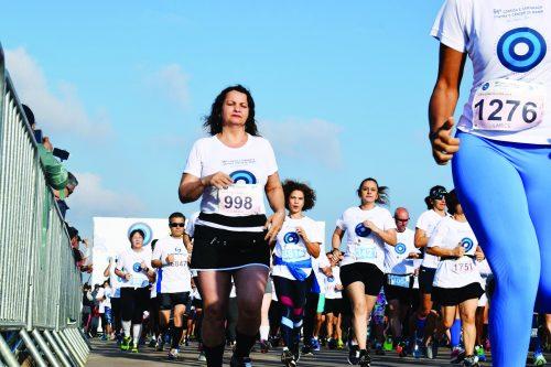 57ª corrida Contra o Câncer de Mama