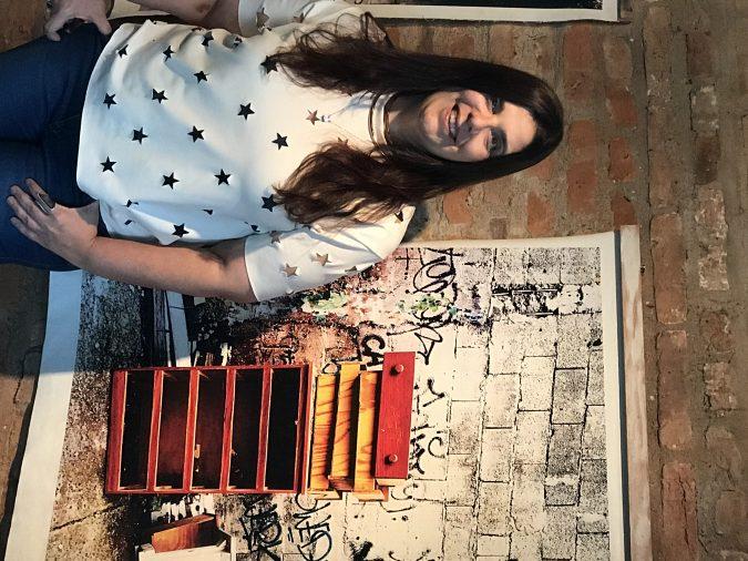 Fotógrafa expõe em muros da Mooca no dia 22