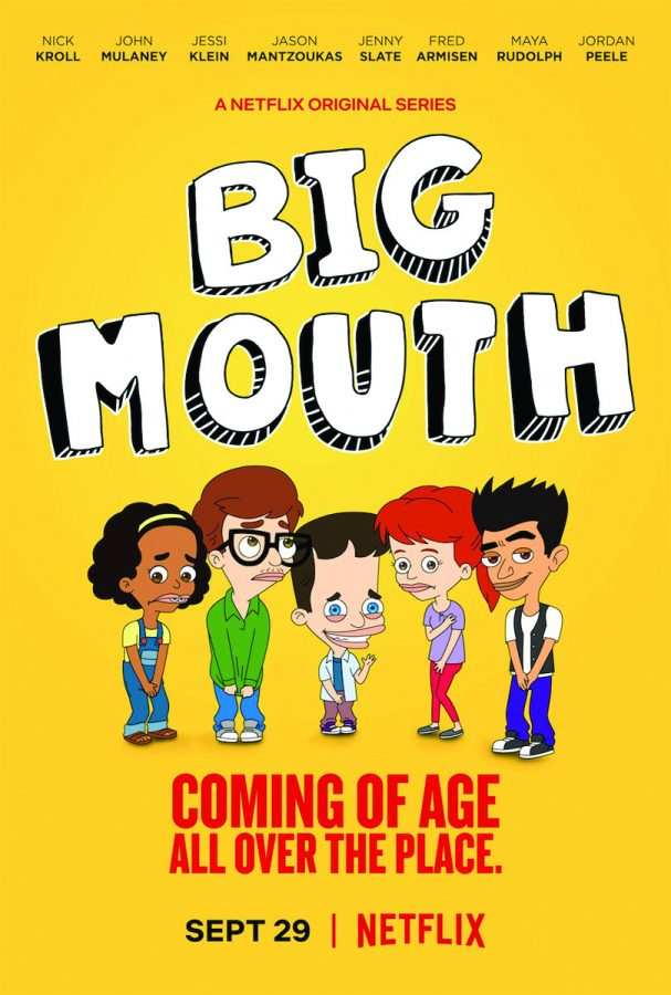 Série – Big Mouth