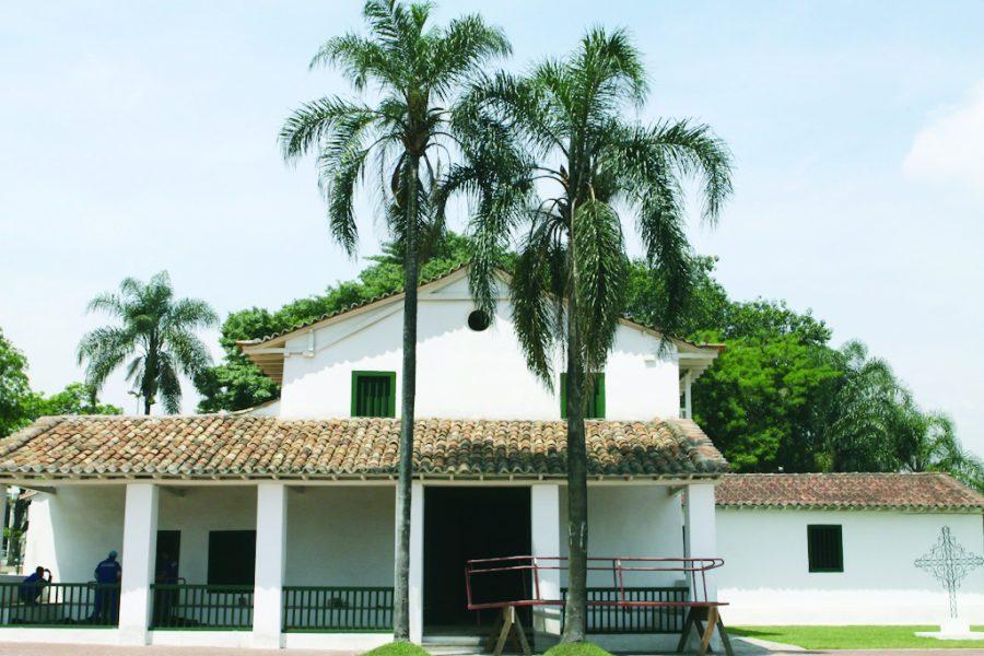 São Miguel – Capela pode ser visitada