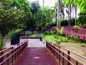 Parque Sabesp Mooca é opção de diversão
