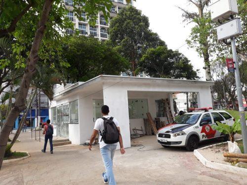 Base da Silvio Romero – Muito perto de inaugurar