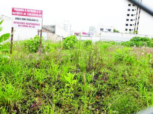 Carrão e Vila Formosa – Terrenos do Metrô esperam obras