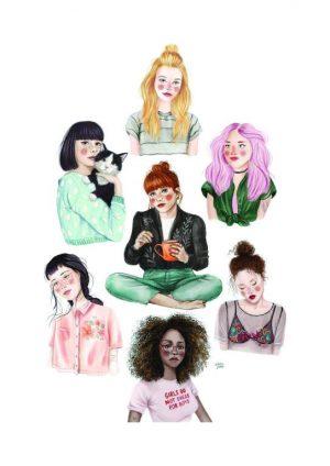 Exposição Mulheres