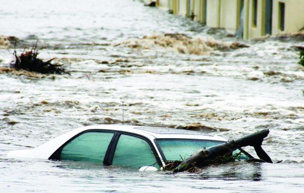 Plano de combate às enchentes está atrasado
