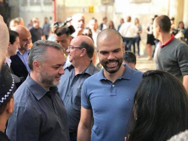 Eduardo Odloak volta para a Mooca