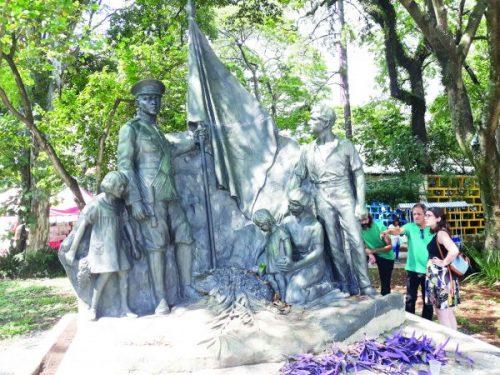 TATUAPÉ E BELÉM – Monumentos são recuperados