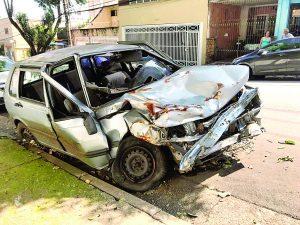 TATUAPÉ E CARRÃO – Abandono de carros na rua