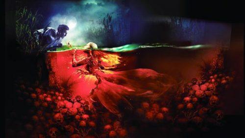 A Sereia, Lago dos Mortos