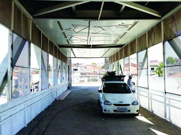 Corinthians – obra em passarela custará quase R$ 800 mil