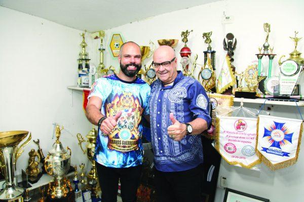 Prefeito Bruno Covas visita o Tatuapé