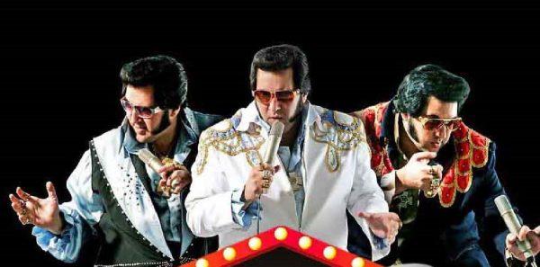 'Elvis, O Tributo', no Tatuapé