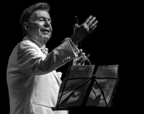 Agnaldo Rayol faz única apresentação no Tatuapé