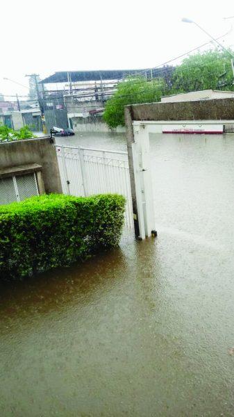 É só o começo da 'luta' contra enchentes